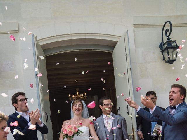 Le mariage de Adrien et Elise à Esvres, Indre-et-Loire 26