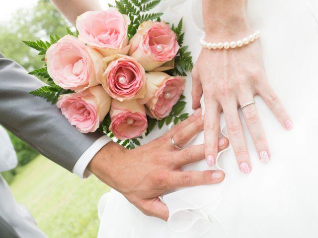 Le mariage de Adrien et Elise à Esvres, Indre-et-Loire 30