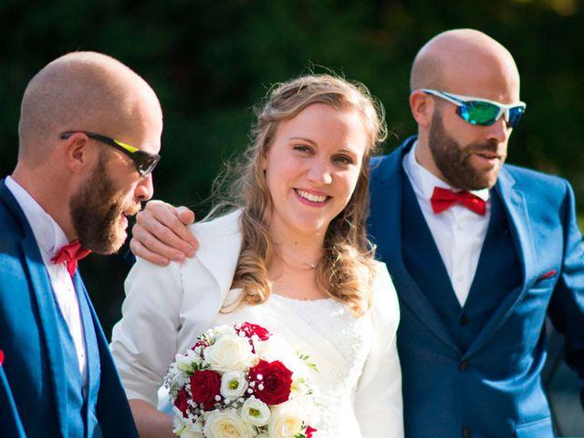 Le mariage de Stéphane et Émilie à Rosay, Yvelines 13