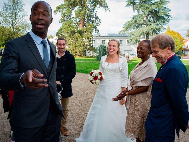 Le mariage de Stéphane et Émilie à Rosay, Yvelines 32