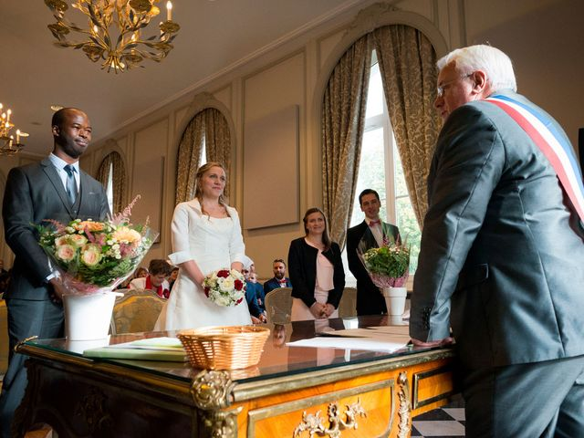 Le mariage de Stéphane et Émilie à Rosay, Yvelines 34