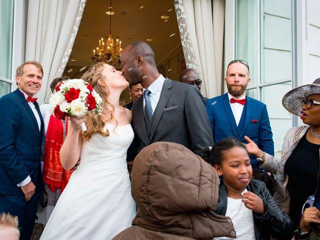 Le mariage de Stéphane et Émilie à Rosay, Yvelines 74