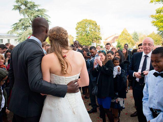 Le mariage de Stéphane et Émilie à Rosay, Yvelines 76