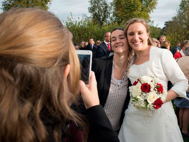 Le mariage de Stéphane et Émilie à Rosay, Yvelines 78