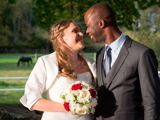Le mariage de Stéphane et Émilie à Rosay, Yvelines 86