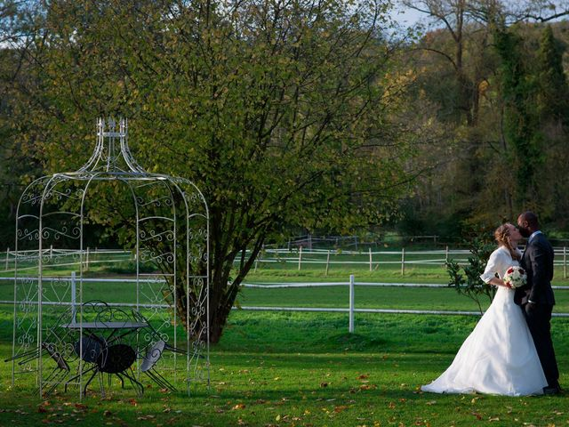 Le mariage de Stéphane et Émilie à Rosay, Yvelines 88