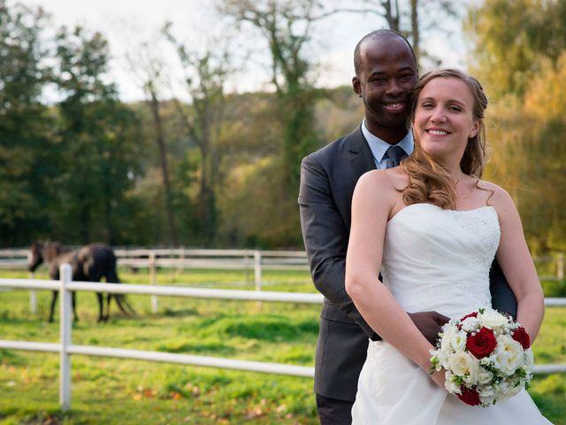 Le mariage de Stéphane et Émilie à Rosay, Yvelines 95