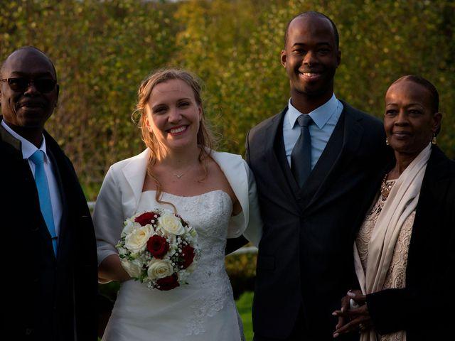 Le mariage de Stéphane et Émilie à Rosay, Yvelines 105