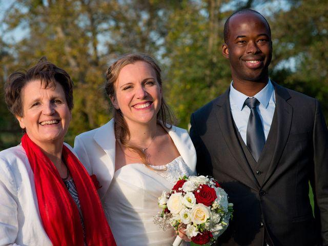 Le mariage de Stéphane et Émilie à Rosay, Yvelines 107