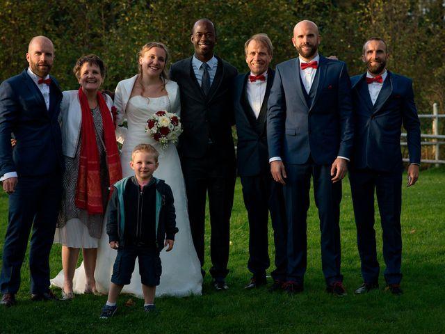 Le mariage de Stéphane et Émilie à Rosay, Yvelines 109