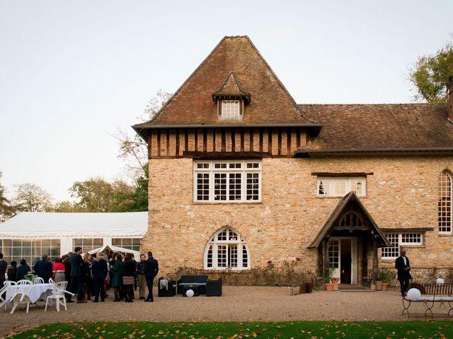 Le mariage de Stéphane et Émilie à Rosay, Yvelines 128