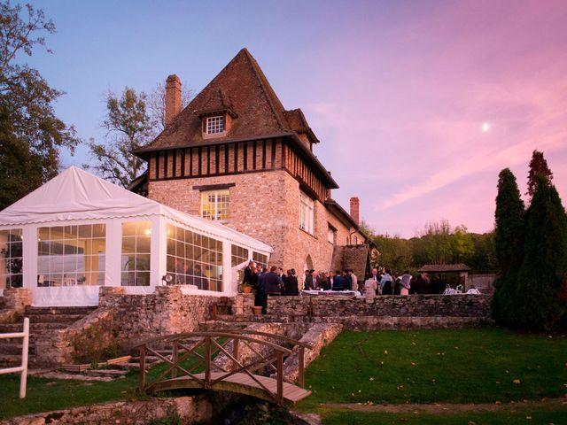 Le mariage de Stéphane et Émilie à Rosay, Yvelines 136