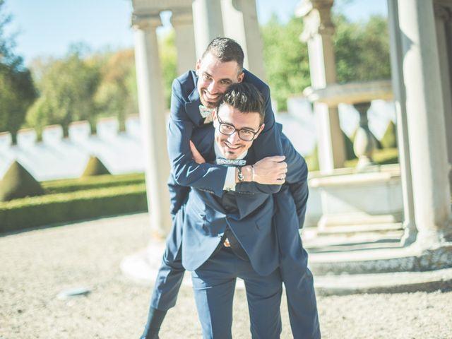 Le mariage de Fabien et Cyrille à Feurs, Loire 10