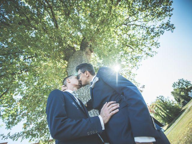 Le mariage de Fabien et Cyrille à Feurs, Loire 17