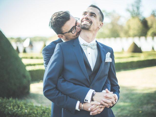 Le mariage de Fabien et Cyrille à Feurs, Loire 21