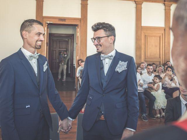 Le mariage de Fabien et Cyrille à Feurs, Loire 26