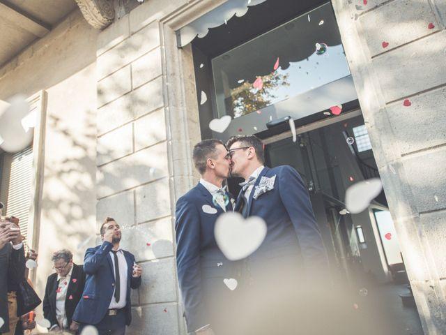 Le mariage de Fabien et Cyrille à Feurs, Loire 29