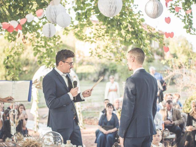Le mariage de Fabien et Cyrille à Feurs, Loire 35
