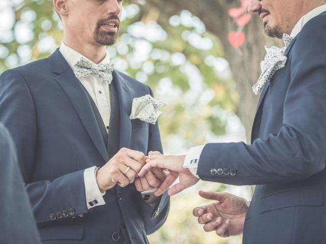 Le mariage de Fabien et Cyrille à Feurs, Loire 38