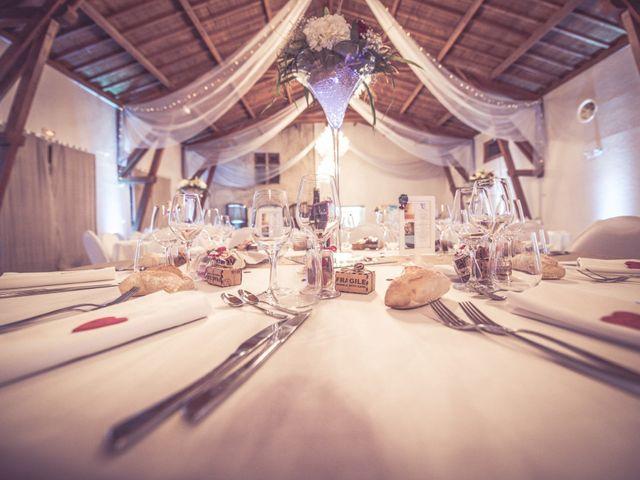 Le mariage de Fabien et Cyrille à Feurs, Loire 49