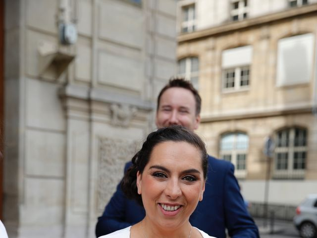 Le mariage de François et Erica à Prunay-en-Yvelines, Yvelines 15