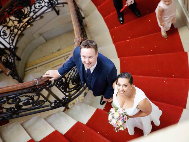 Le mariage de François et Erica à Prunay-en-Yvelines, Yvelines 17