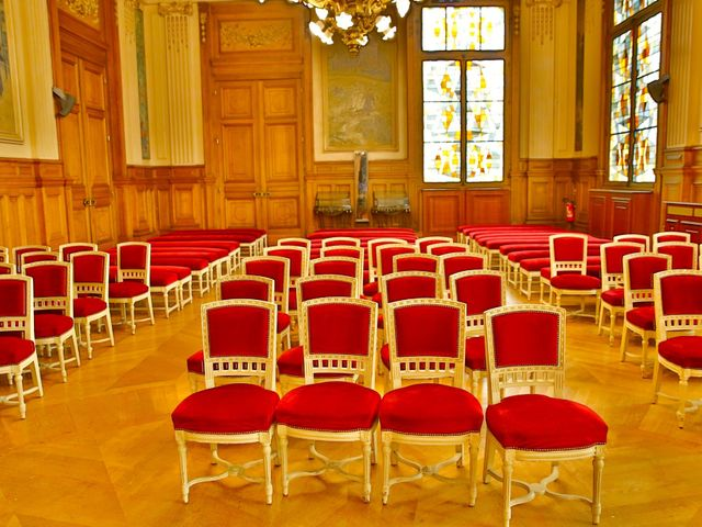 Le mariage de François et Erica à Prunay-en-Yvelines, Yvelines 18