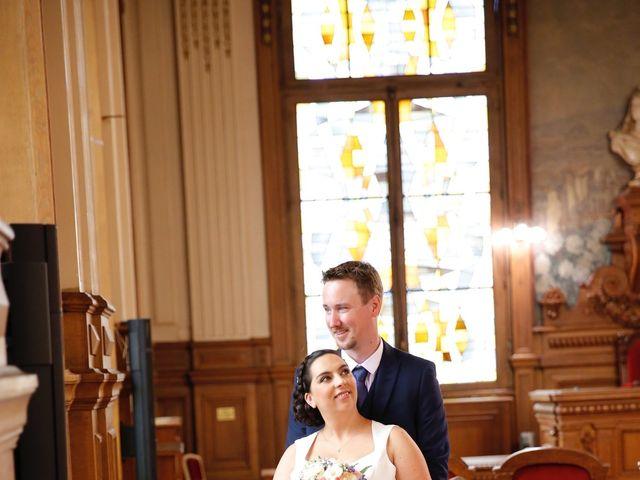 Le mariage de François et Erica à Prunay-en-Yvelines, Yvelines 27