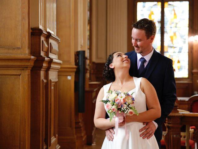 Le mariage de François et Erica à Prunay-en-Yvelines, Yvelines 29