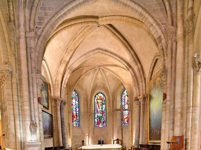 Le mariage de François et Erica à Prunay-en-Yvelines, Yvelines 45