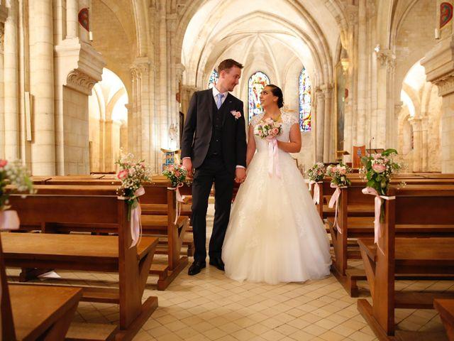 Le mariage de François et Erica à Prunay-en-Yvelines, Yvelines 56