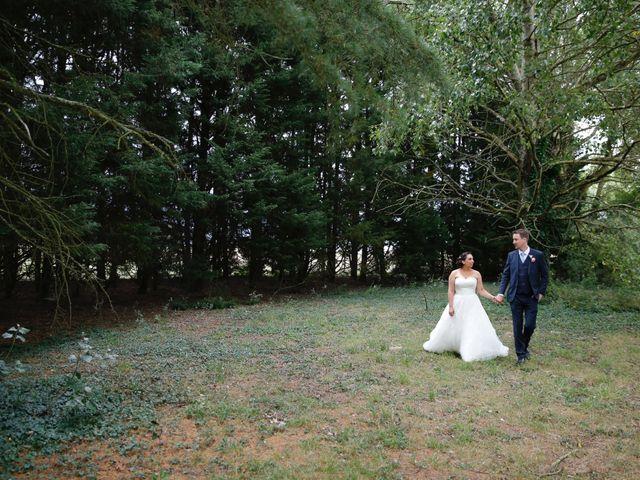 Le mariage de Erica et François