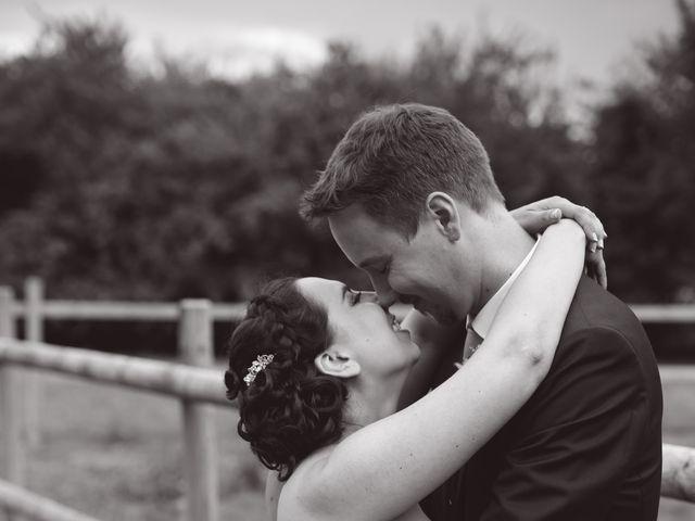 Le mariage de François et Erica à Prunay-en-Yvelines, Yvelines 75