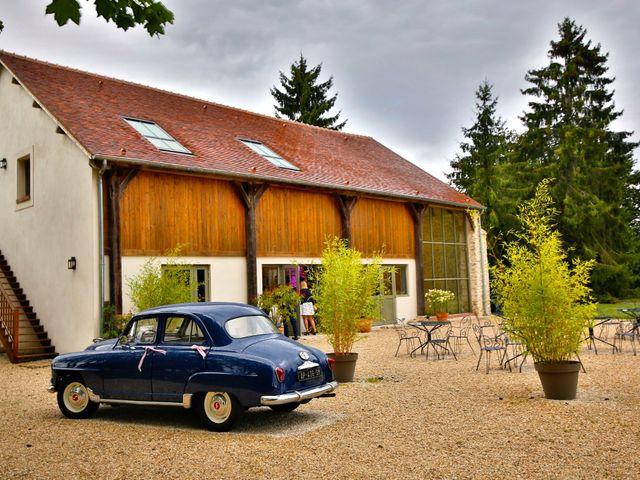 Le mariage de François et Erica à Prunay-en-Yvelines, Yvelines 77