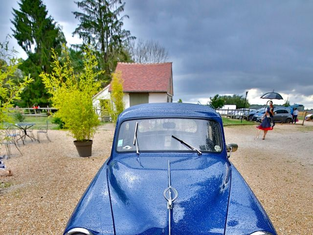 Le mariage de François et Erica à Prunay-en-Yvelines, Yvelines 78