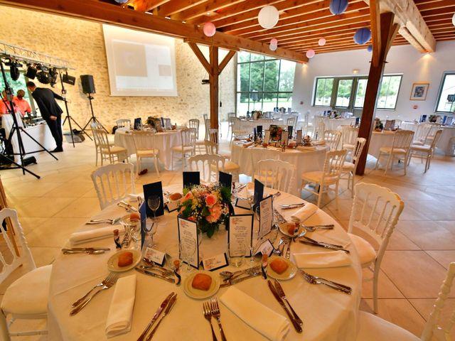 Le mariage de François et Erica à Prunay-en-Yvelines, Yvelines 79