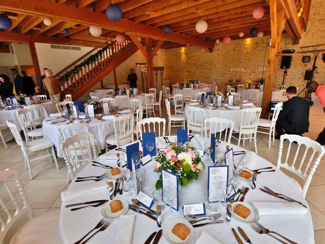 Le mariage de François et Erica à Prunay-en-Yvelines, Yvelines 80