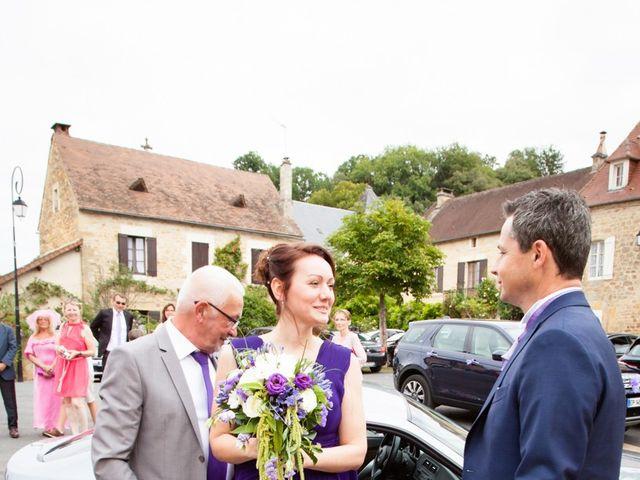 Le mariage de Claude et Joanna à Aubas, Dordogne 21