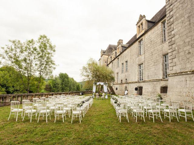 Le mariage de Claude et Joanna à Aubas, Dordogne 28