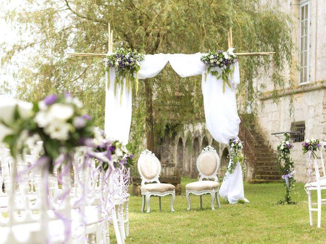 Le mariage de Claude et Joanna à Aubas, Dordogne 29