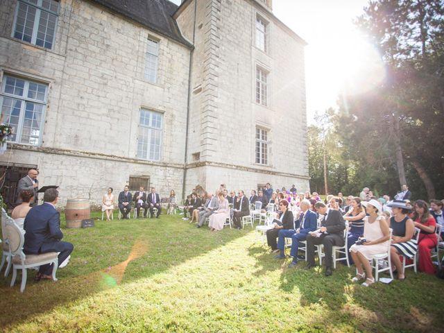 Le mariage de Claude et Joanna à Aubas, Dordogne 34