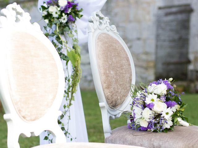 Le mariage de Claude et Joanna à Aubas, Dordogne 1