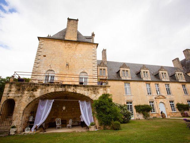 Le mariage de Claude et Joanna à Aubas, Dordogne 42