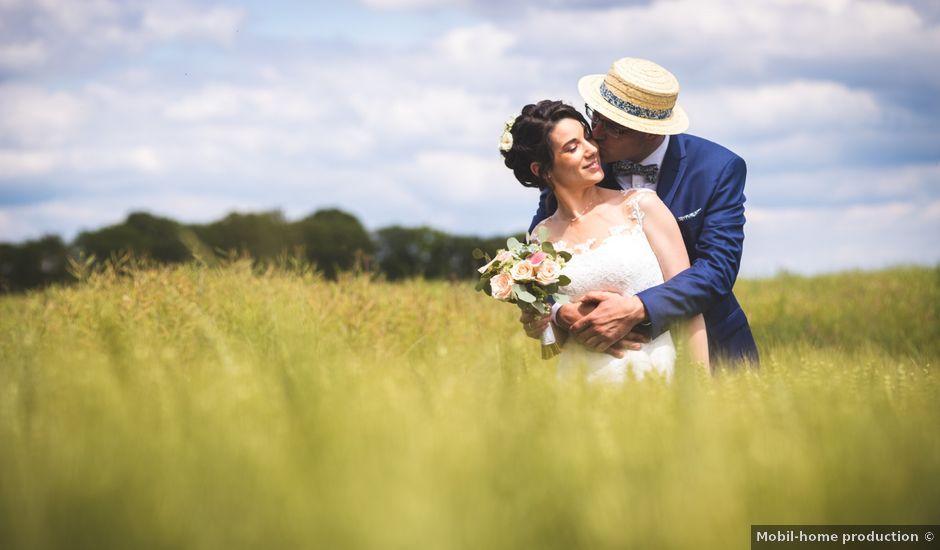Le mariage de Jean-Luc et Lucie à Saint-Sauveur, Oise