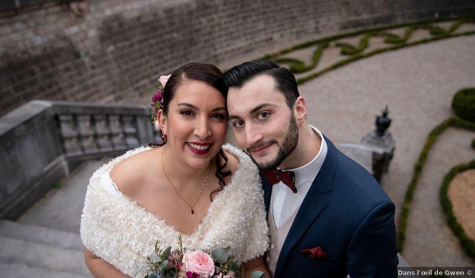 Le mariage de Tristan et Antonella à Lille, Nord