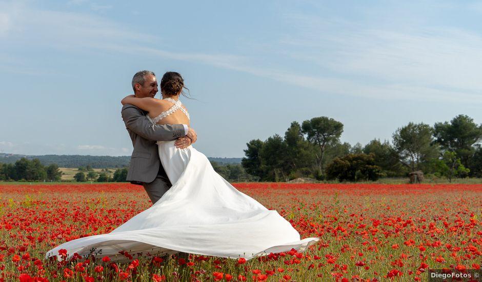 Le mariage de Thomas et Audrey à Ventabren, Bouches-du-Rhône