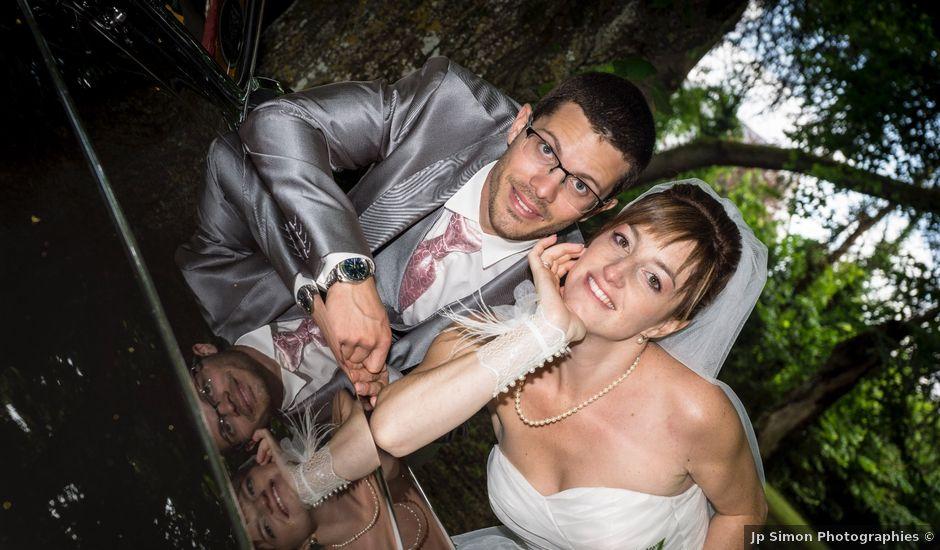 Le mariage de Adrien et Elise à Esvres, Indre-et-Loire