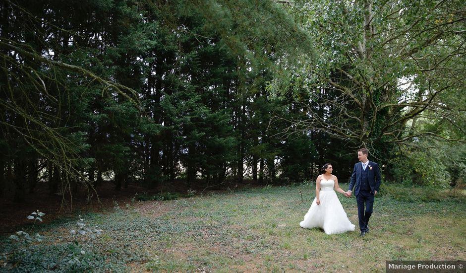 Le mariage de François et Erica à Prunay-en-Yvelines, Yvelines