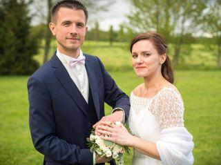 Le mariage de Corine et Romain