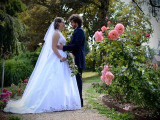 Le mariage de Angéline et Jean-Baptiste